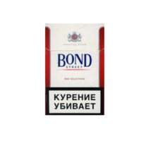 Сигареты Bond Street Red Selection