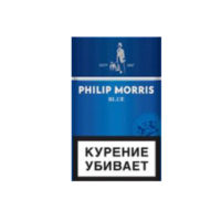 Сигареты Philip Morris BLUE